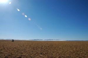 Gobi Day 3 - Vast Empty Space
