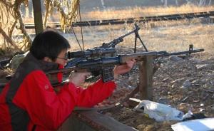Tanks and Guns - Sniper Rifle