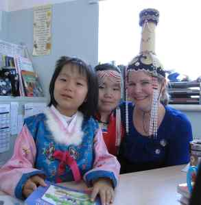 Hanboks and Deels were a common sight on Traditional Dress day.