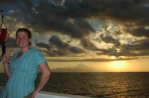 Gili Air - Boat Ride (Jen)