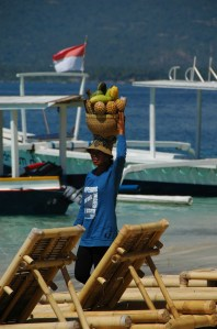 Gili Air - Fruit Basket