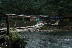 Bukit Lawang - Bridge