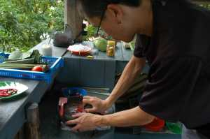 Danau Toba - Cooking 3