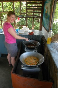 Danau Toba - Cooking 4