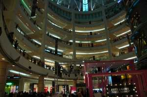 Kuala Lumpur - Shopping Inside Petronas