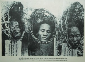 Hanoi - Decapitated Victims