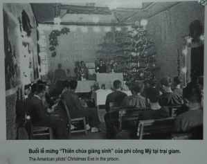Hanoi - Christmas in prison
