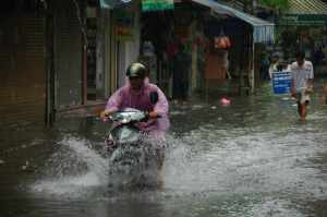 Hanoi - Flooding