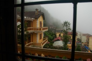 Sapa - Foggy Morning