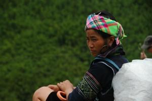 Sapa - Elder Hmong Woman