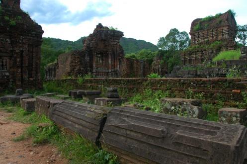 Hoi An - My Son Ruins
